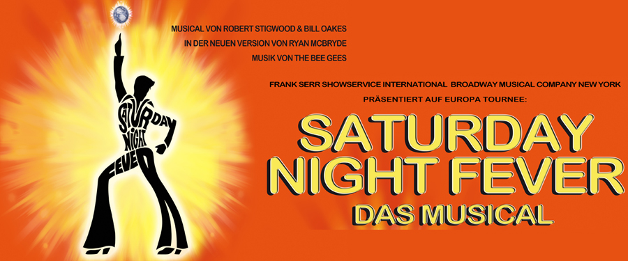 09.05.2019 | Saturday Night Fever - Das Musical