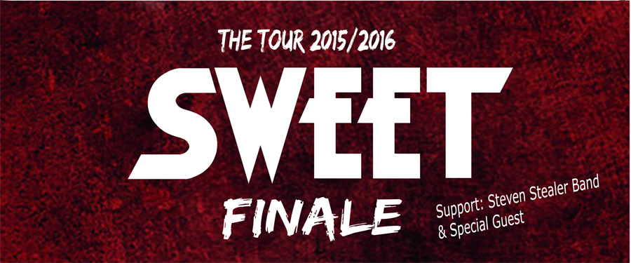 20.08.2016 | SWEET: FINALE – The Tour 2016